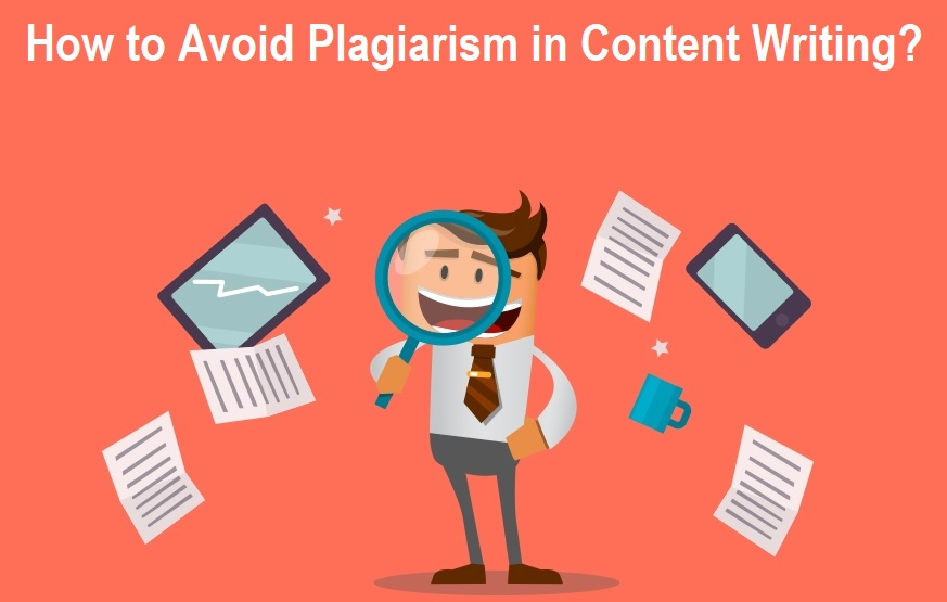 How to Avoid Plagiarism in Content Writing