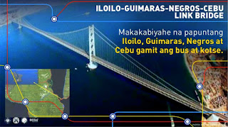 Image result for Iloilo – Guimaras - Negros bridge