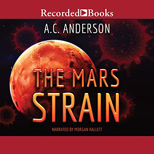 The Mars Strain (Audiobook)