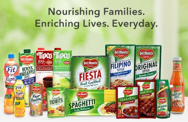 Score exciting deals from Del Monte this 9.9 Super Shopping Day on Shopee