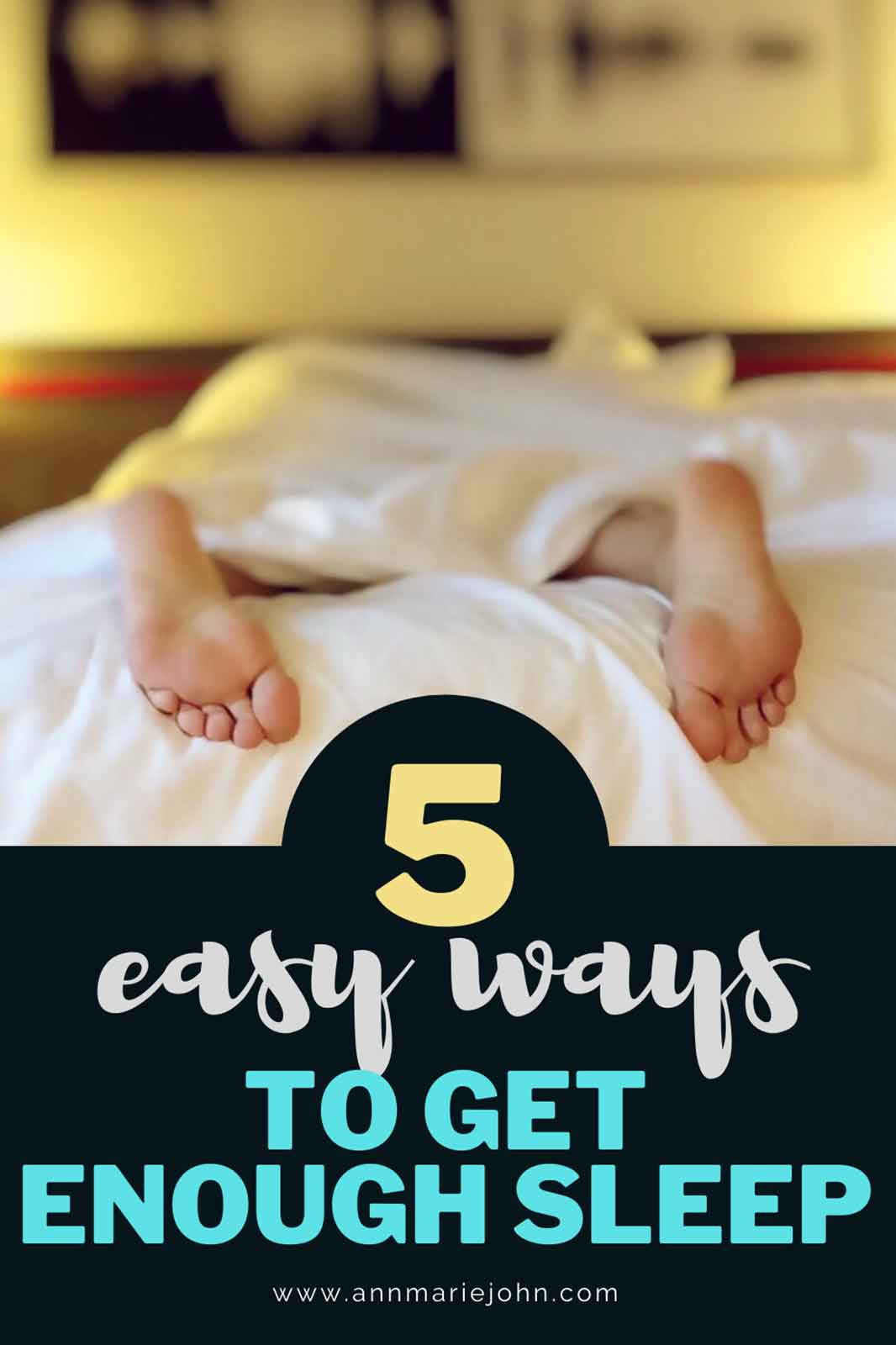 Quick and Easy Ways to Ensure a Restful Night of Sleep
