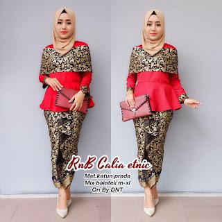 batik Wanita Setelan Calia