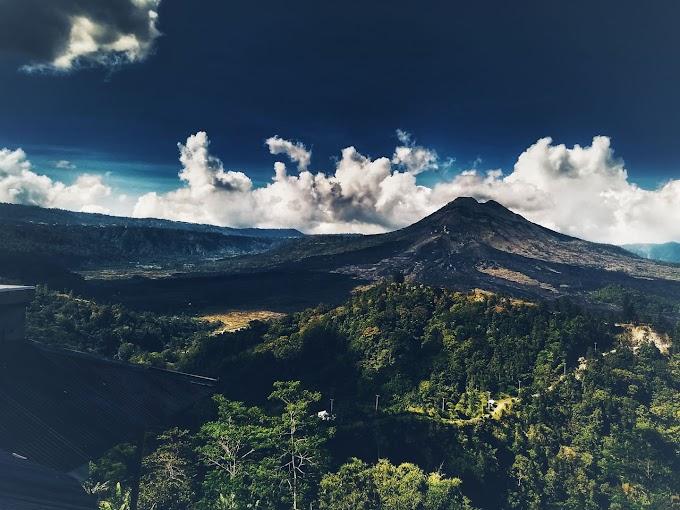 Mt.Batur ,Bali, Indonesia