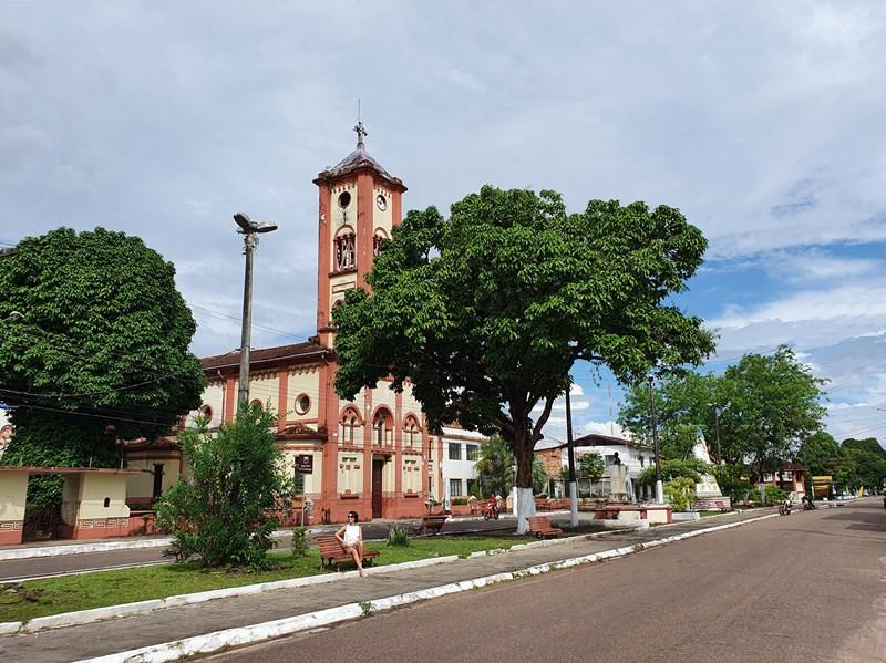 Ilha de Marajó Vila