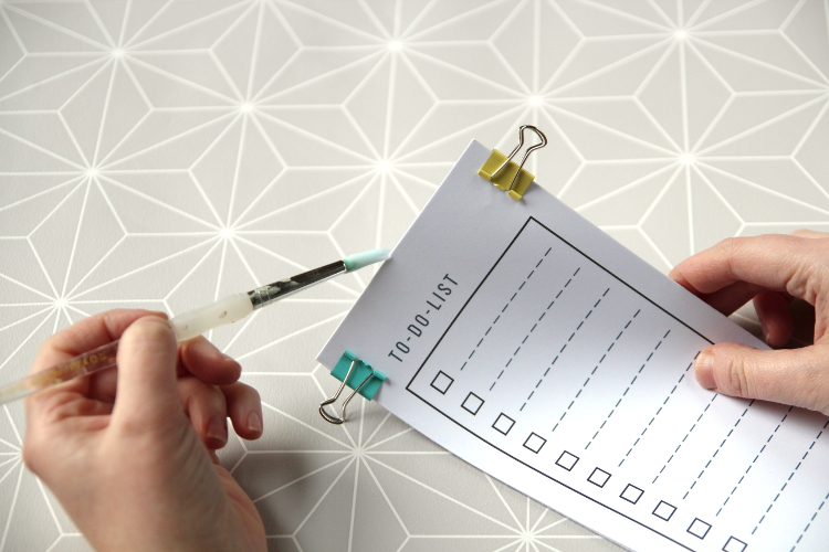 BINDING FREE PRINTABLE TO-DO LIST NOTEBPAD.