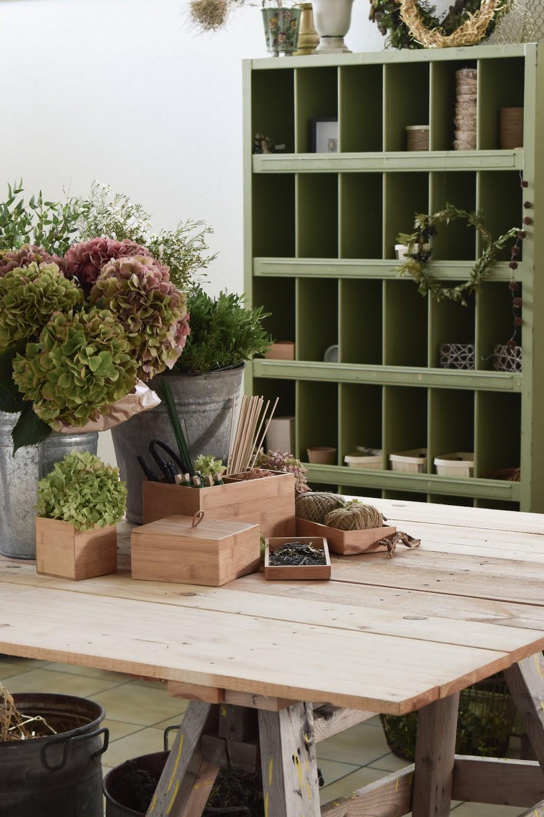 Aufbewahrung mit Bambus Boxen Terra von WENKO. Einfach schön und nachhaltig aufbewahren