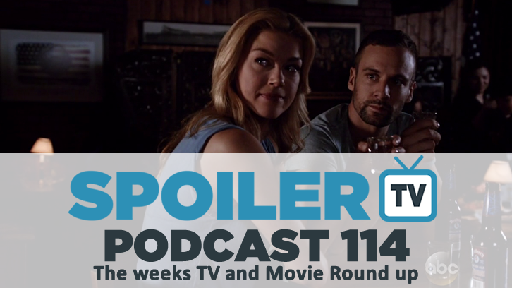 STV Podcast 114 - Batman V Superman, Walking Dead, AOS and more