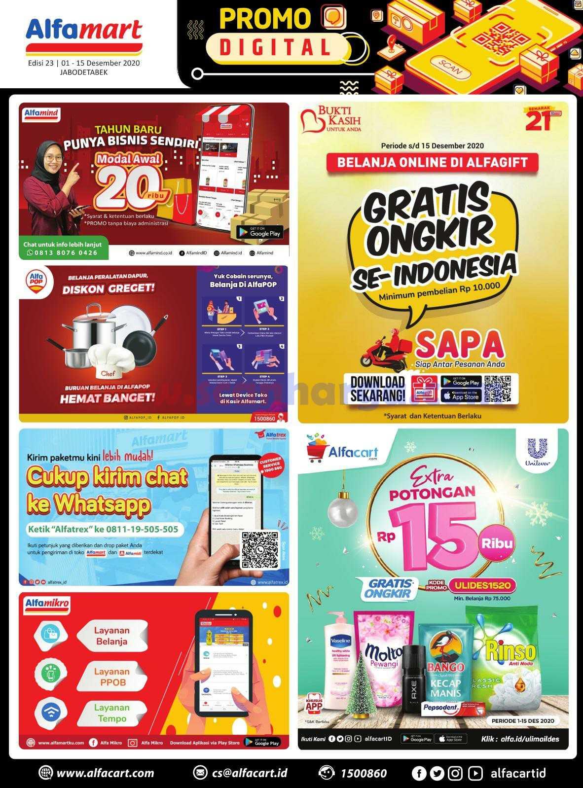 Katalog Promo Alfamart 1 - 15 Desember 2020 18