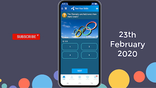 My Telenor Play and Win 23-02-2020