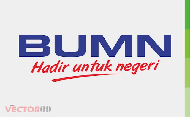 Logo BUMN Hadir Untuk Negeri - Download Free Vector in CDR (CorelDraw) Format