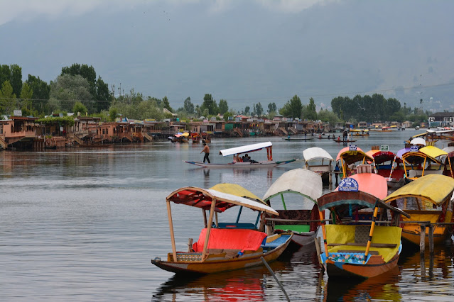 honeymoon places in jammu & kashmir