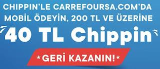Carrefoursa Chippin Kampanyası