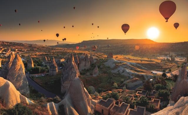 Plan Excursión Desde Estambul A Capadocia (2 Noche - 3 Días)
