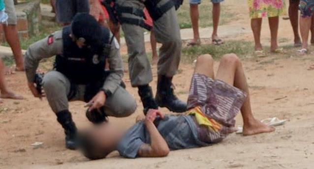Tentativa de homicídio é registrada no inicio da tarde desta terça-feira (01), em Patos