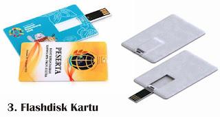 Flashdisk Kartu merupakan salah satu rekomendasi pernak-pernik souvenir untuk Idul Adha