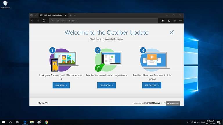 Segera Perbarui Windows 10 October 2018 Update Anda Ke Build 17763.253!