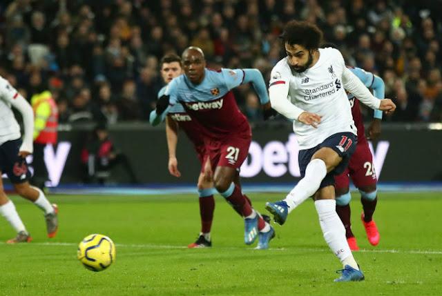 Video West Ham 0-2 Liverpool: Bước ngoặt 11m, siêu sao rực sáng