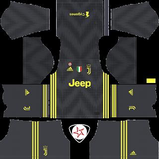 juventus 2018 2019 third kit