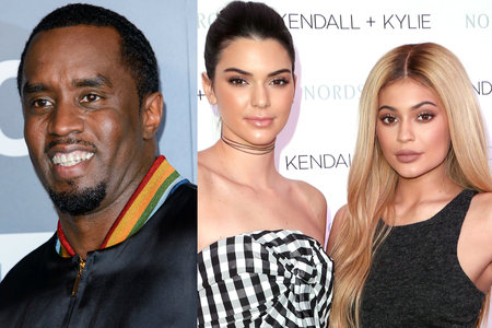 How Diddy Throw Shade At Kendall And Kylie Jenner On Instagram?