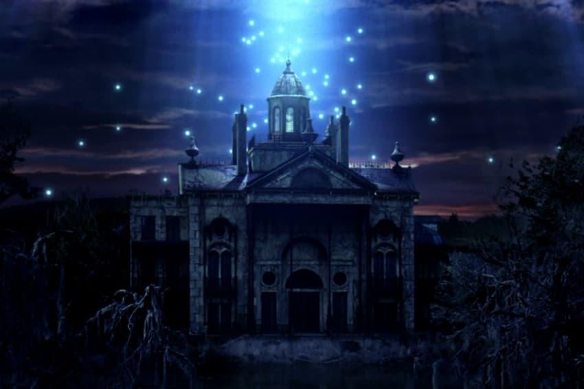 Disney снова снимет фильм ужасов по мотивам аттракциона The Haunted Mansion