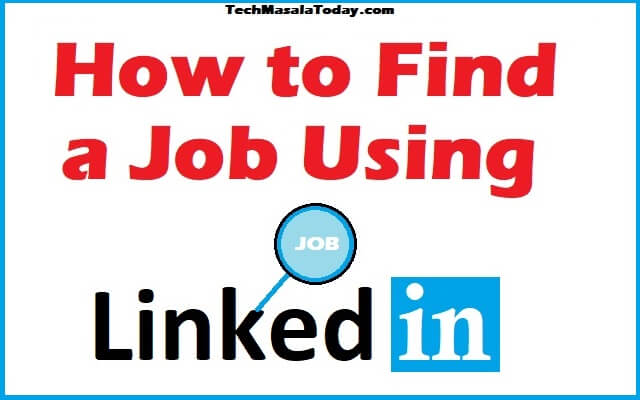 How to get job through linkedin in India 2020, Job, Linked In, How to get Job,