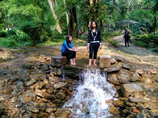Godawari Botanical Garden, Nepal