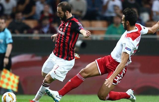 Olympiakos vs AC Milan