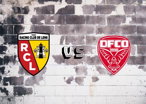 Lens vs Dijon FCO  Resumen
