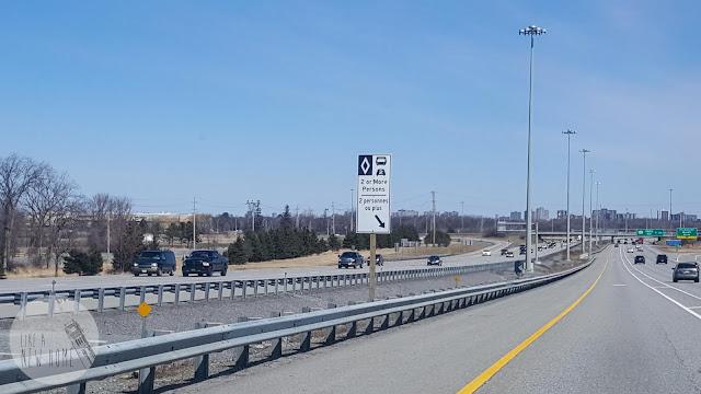Placas em Ottawa