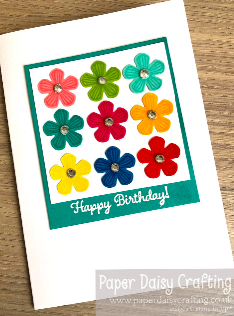 Nigezza Creates with Paper Daisy Crafting & Stampin' Up! & Thoughtful Blooms