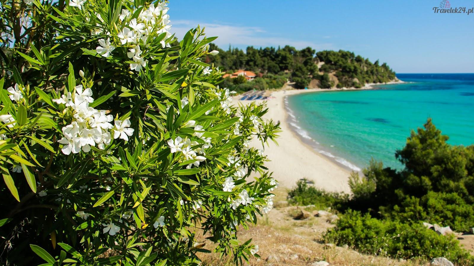 Plaża Kaviou