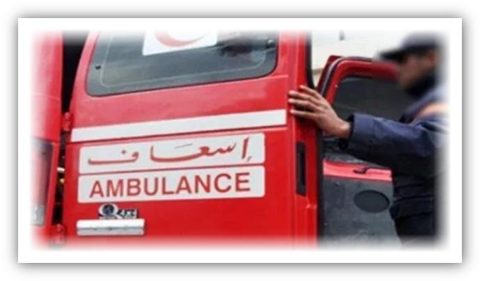 الناظور.. عنصر من القوات المساعدة يلقى حتفه في حادث انزلاق خطير