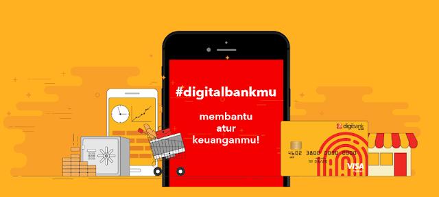 Digibank Black, Kartu Kredit, Tabungan, Sampai Investasi