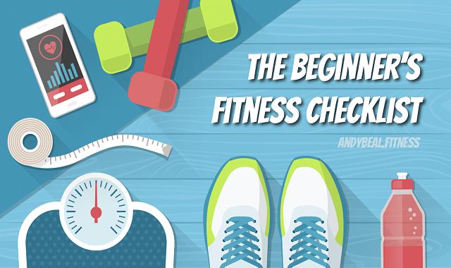 The Beginner's Fitness Checklist #infographic