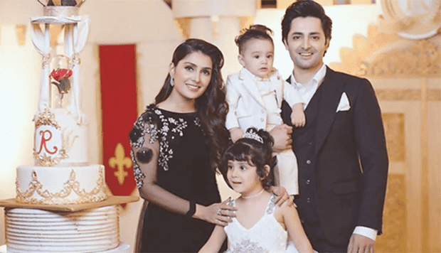 Pakistani Celebrities Mothers who raised Children without effecting their career