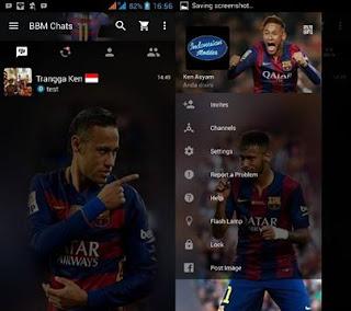 BBM Mod Neymar