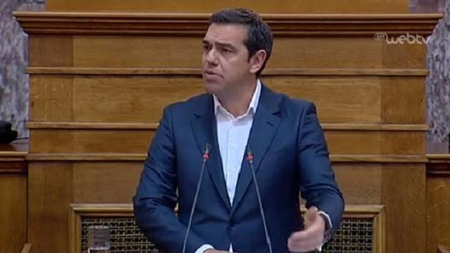 Τσίπρας: Ήρθε η ώρα να κατοχυρωθεί ρητά στο Σύνταγμα η θρησκευτική ουδετερότητα του ελληνικού κράτους