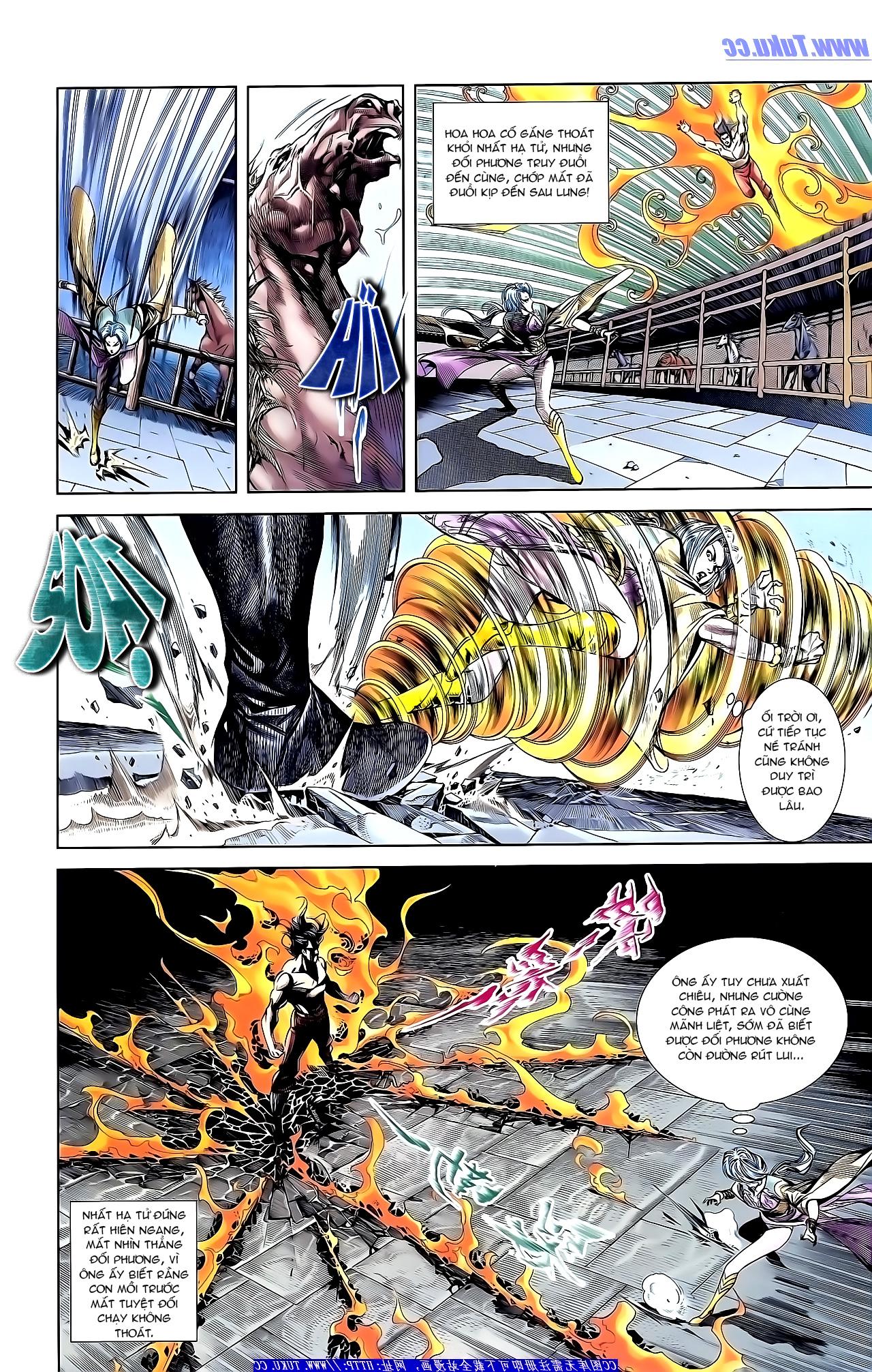 Cơ Phát Khai Chu Bản chapter 151 trang 9