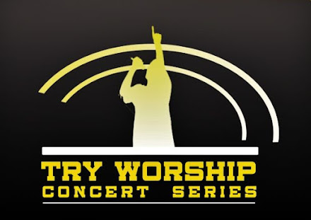 Whoop! The TRY Worship concert, LIVE in Aberdeen, Scotland is back again!