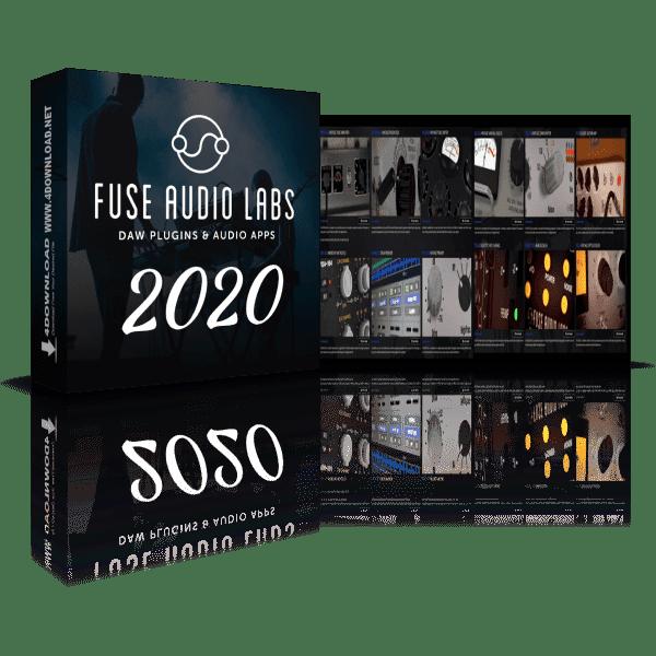 Fuse Audio Labs Plugins Bundle 2020.2 Full version