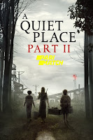 A Quiet Place Part II (2020) Dual Audio Hindi [Fan Dubbed] 720p CAMRip