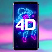 تحميل تطبيق 3D Parallax Background مهكر مجانا