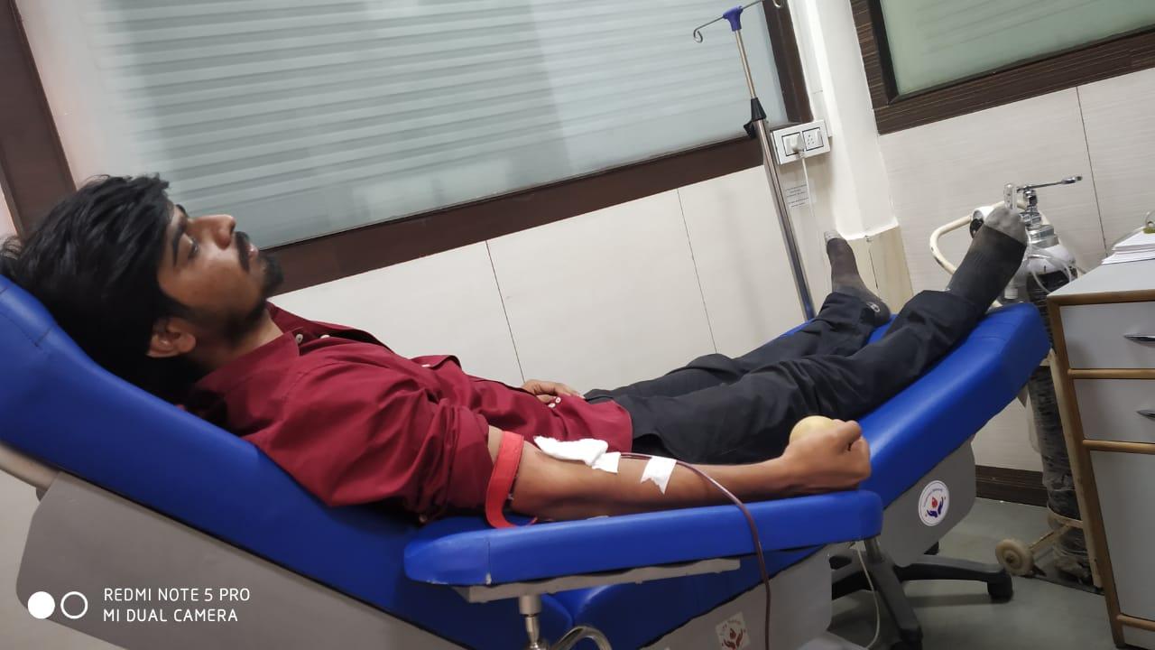 Blood Donor Gorakhpur