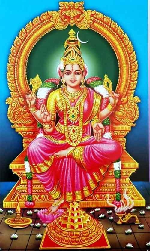 Bhuvaneshwari Mahavidya Jayanti