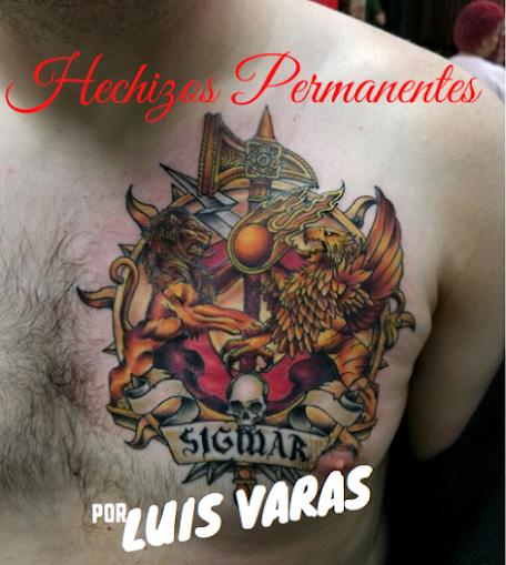 Hechizos Permanentes en Age of Sigmar