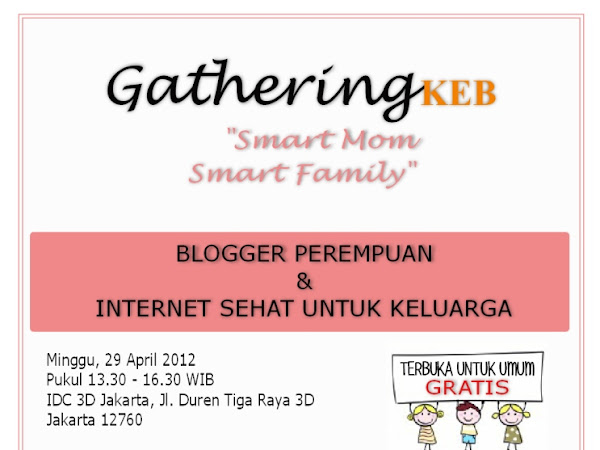 Gathering KEB | Smart Mom Smart Family