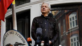 julian assange wikileaks equador asilo político
