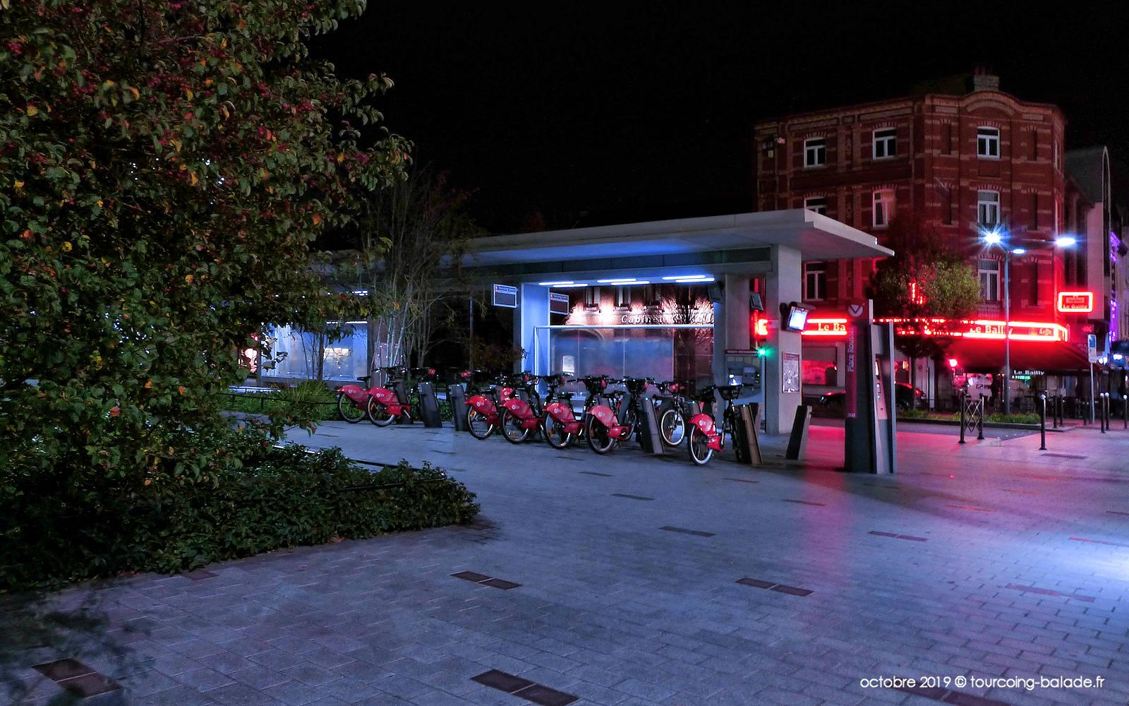 Tourcoing Nuit - V'Lille Roussel
