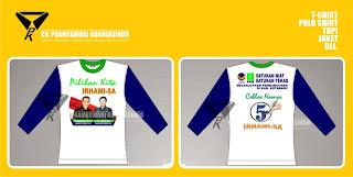 Desain Kaos Partai Irhami-sa