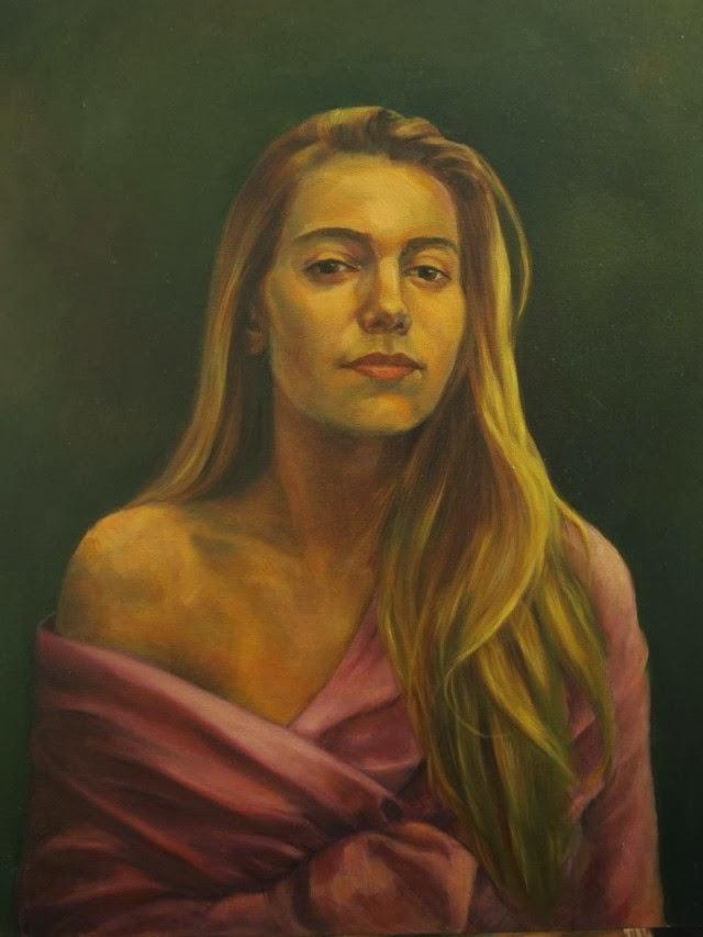 Испанская художница. Isabel Pino